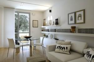 interior design appartamento living room design