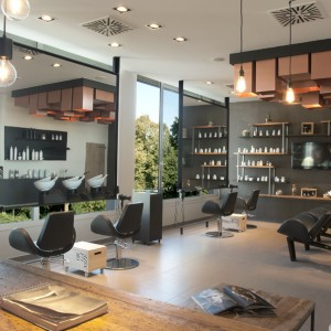Oasi del capello -Hair style- Deposito Creativo Interior Design