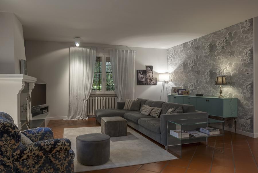 Arredamento casa oltre i 100 mq idee e progetto for Progetto arredo casa on line