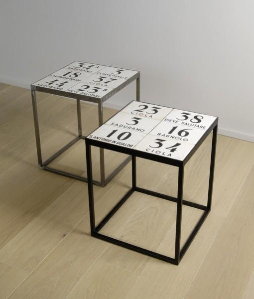 Tavolini Civici
