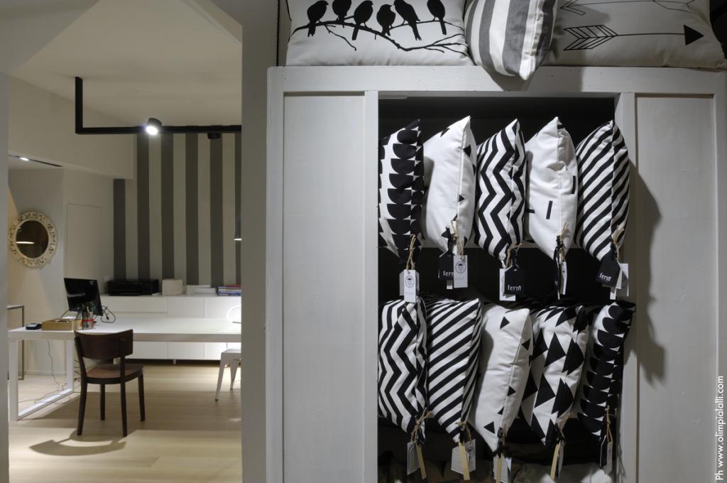 progettare negozio di mobili