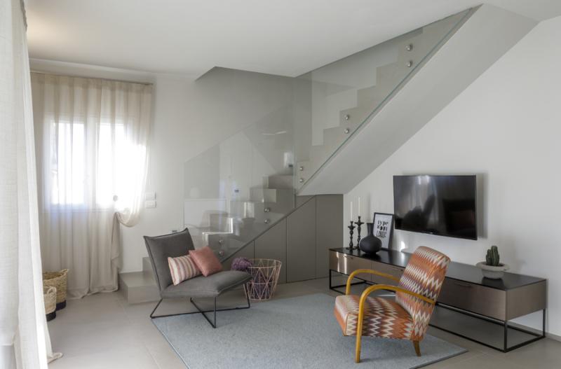 progettazione di un attico