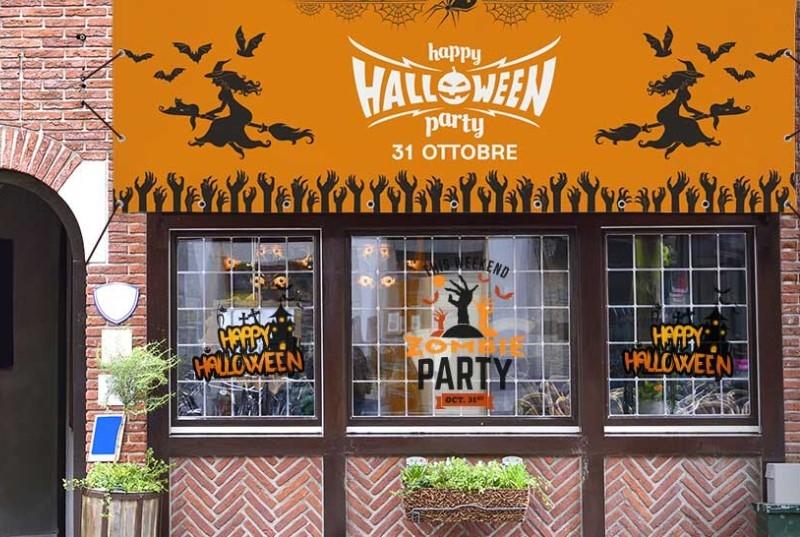 Come decorare il tuo negozio ad Halloween (1)